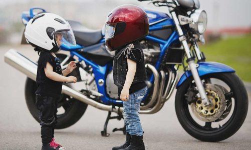 BESSER SCHALTET DAS MOTORRAD AN