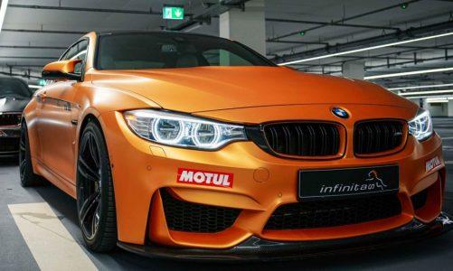BMW verpasst dem 8er einen düsteren Stealth-Look